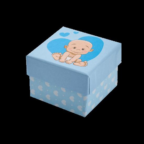 Футляр / упаковка ювелирных изделий детская Пупс для мальчика FK-009