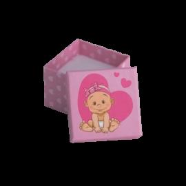 Футляр / упаковка ювелирных изделий детская Пупс для девочки