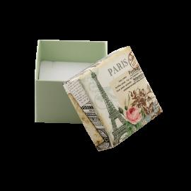 Футляр / упаковка ювелирных изделий романтическая PARIS