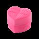 Футляр / упаковка ювелирных изделий бархат крылья ангела розовая FK-094