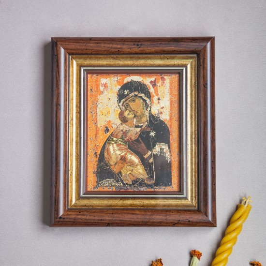 Богородица Владимирская 007KZ
