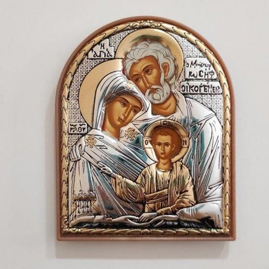 Икона Святое Семейство 015PAG/P