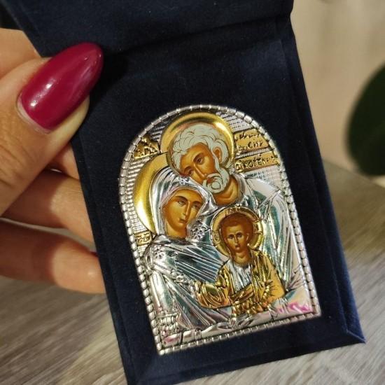 Икона Святое Семейство 015WAG/P