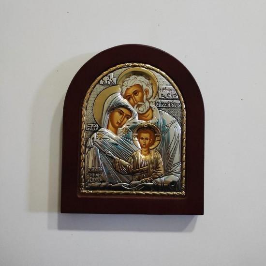 Икона Святое Семейство 015XAG/P