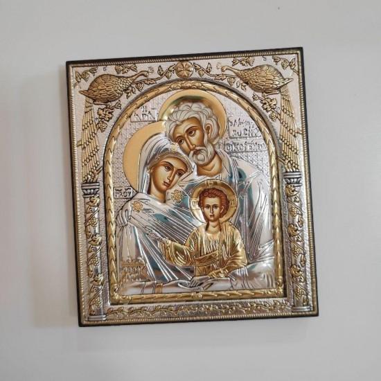 Икона Святое Семейство 015XM/P