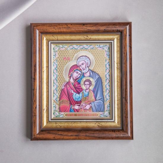 Икона Святое Семейство 015KZ