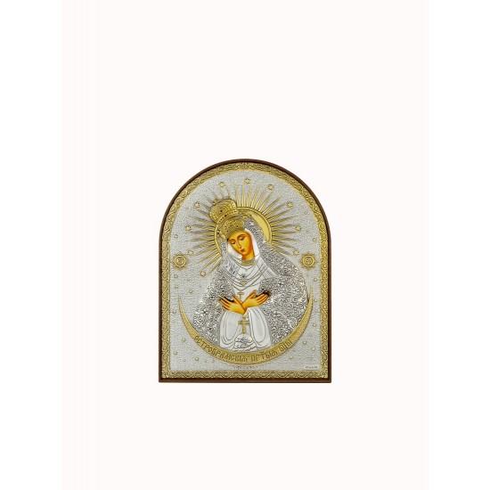 Богородица Остробрамская 067PAG