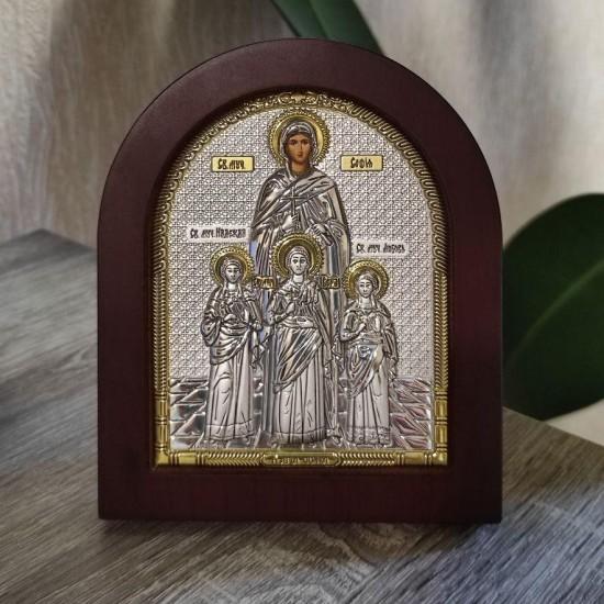 Вера, Надежда, Любовь и их мать София 124XAG