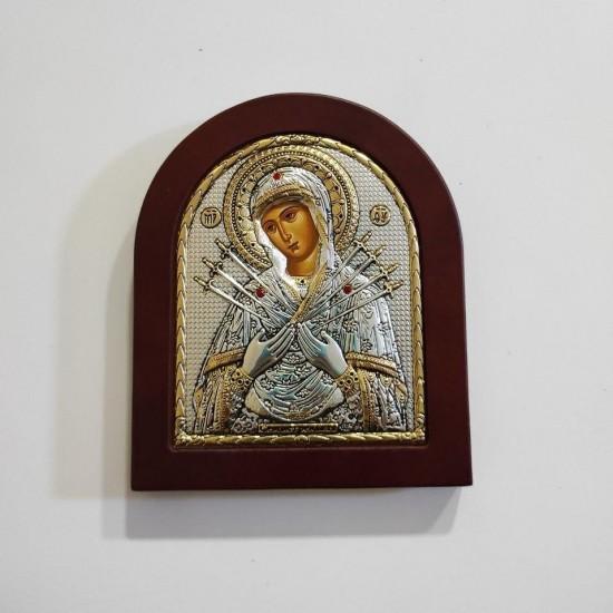 Богородица Семистрельная 152XAG/P