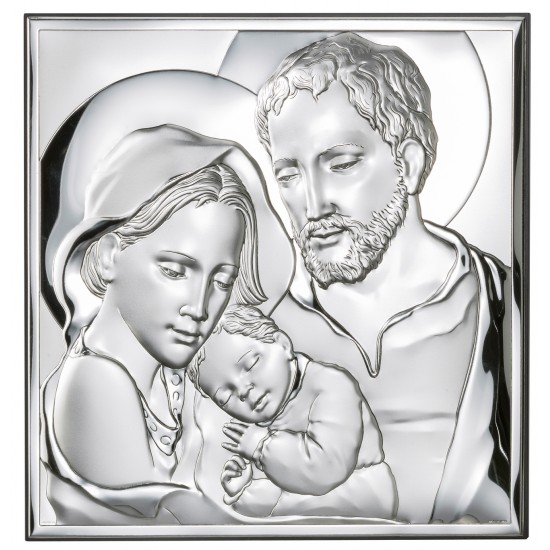 Икона Святое Семейство квадрат 81235
