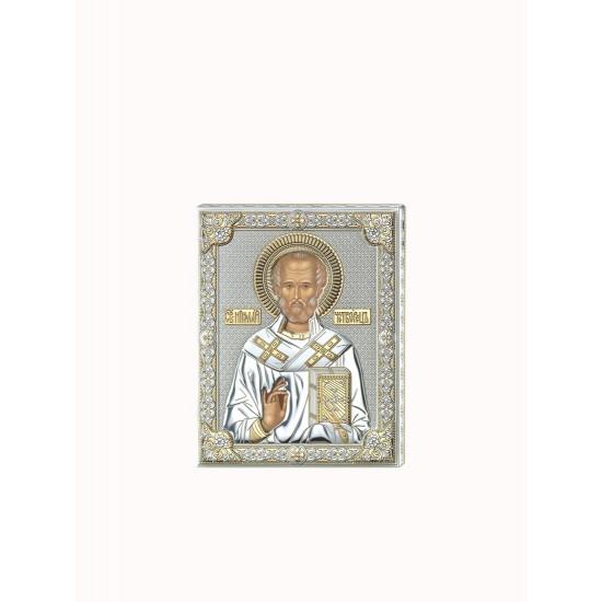 Ікона Святий Миколай 85301/ORO