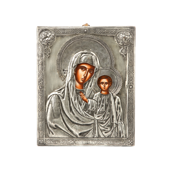 Богородица Казанская E-289-EP04-17