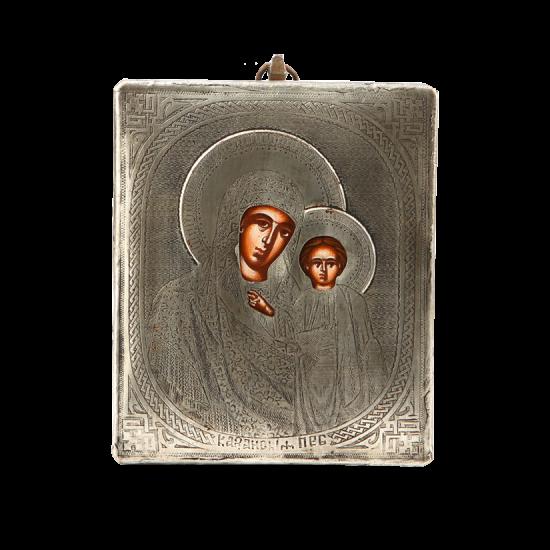 Богородица Казанская E-289-EP06-46