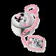 Детский набор Микки Маус девочка с держателем для соски и коробочкой D-319-RA