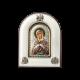 Икона Богородица Семистрельная с камнями MA/E2114