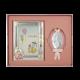 Детский набор Мария с младенцем и рамочкой Пупсик для девочки MA/S130-R