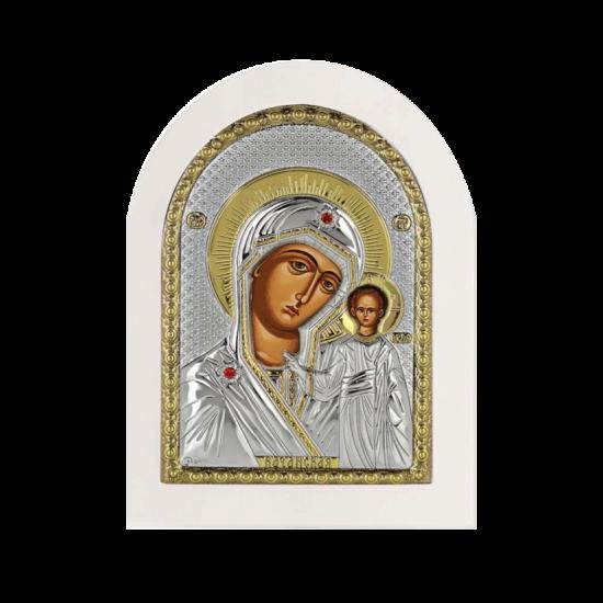 Богородица Казанская MA/E1106-WH
