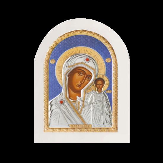 Богородица Казанская MA/E1106-WH-C