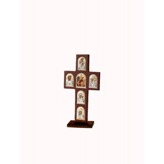 Крест с иконами, высота 34 cм MA/E1300X