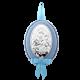 Детский набор Мария с младенцем и погремушкой Слоненок MB/S085-1C