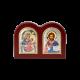 Диптих со Спасителем и Богородицей Иерусалимской MB/E1309X-C