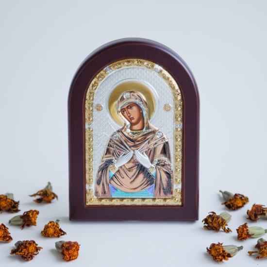 Богородица Семистрельная MA/E1114-C