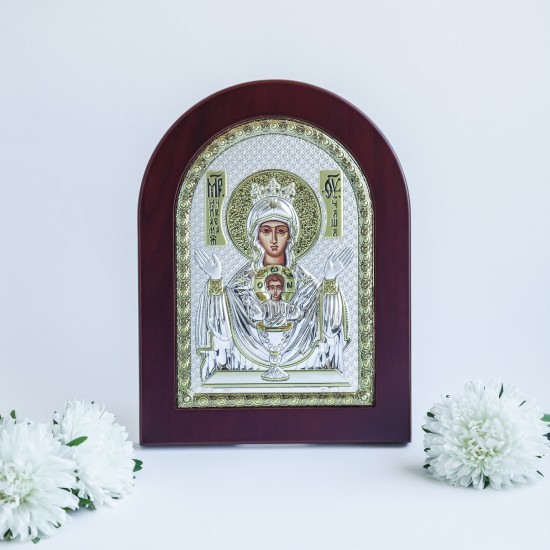 Икона Богородицы Неупиваемая Чаша MA/E1143