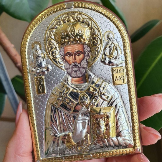 Икона Святой Николай 84420