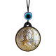Икона Владимирская брелок на шнурке МВ/Е1320-7Х