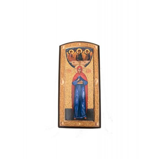 Икона именная Алла Alla