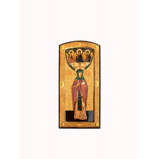 Икона именная Ефросинья Efrosinia