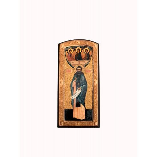 Икона именная Феодосий Feodosiy
