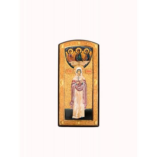 Икона именная Соломия Solomia