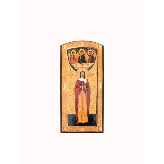 Икона именная Варвара Varvara