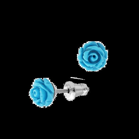 Серебряные серьги  ВС-069р