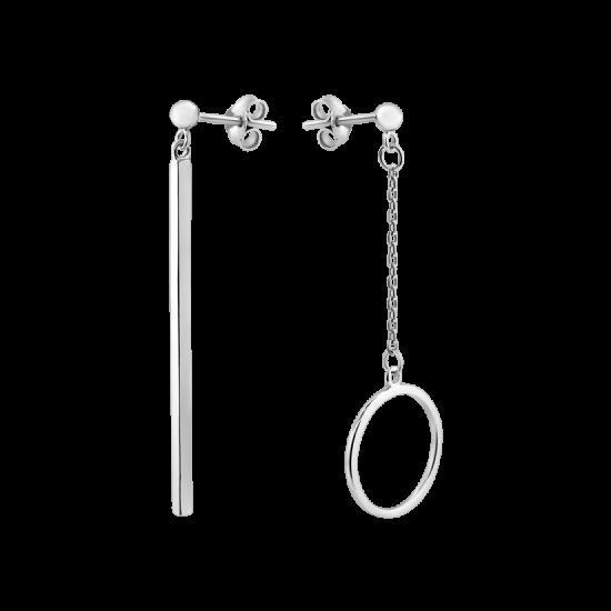 Серебряные серьги ВС-140р
