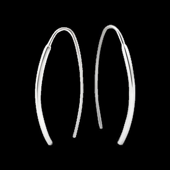 Серебряные серьги протяжки ВС-144р