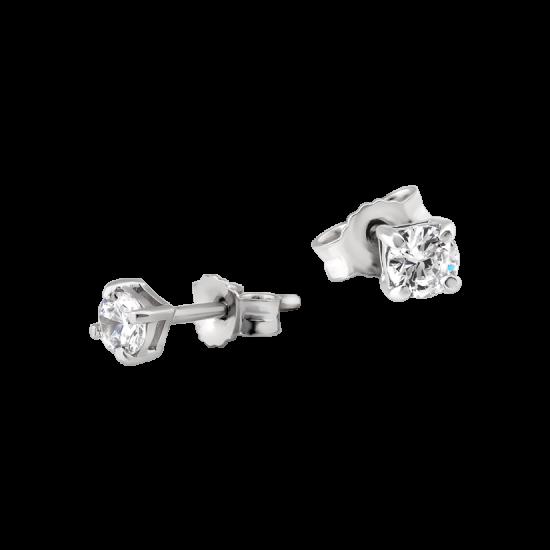 Серебряные серьги ВС-158р
