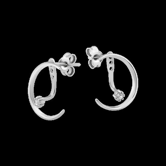 Серебряные серьги ВС-161р