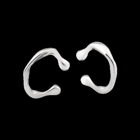 Серебряные серьги ВС-213р