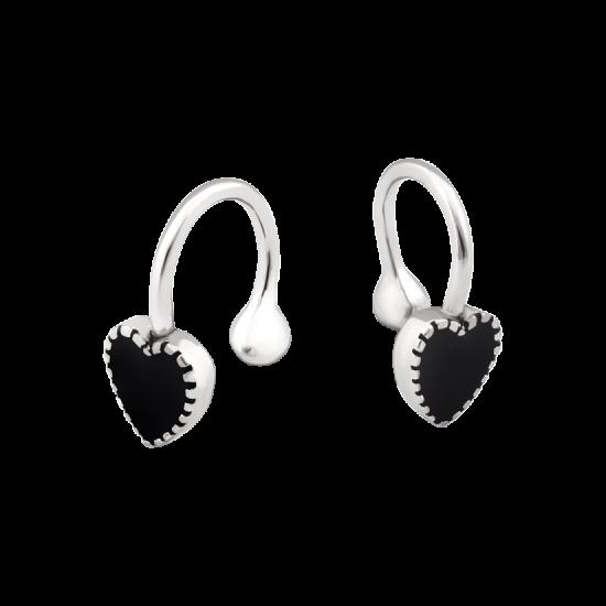 Серебряные серьги ВС-218ер