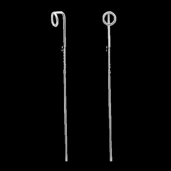 Серебряные серьги РР-011р
