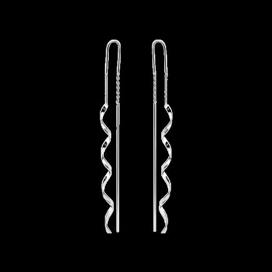 Серебряные серьги РР-014р