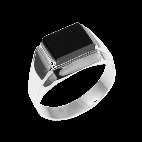 Серебряное кольцо  9