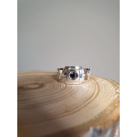 Серебряное кольцо Мистер Икс