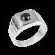 Серебряное кольцо  115р(т)