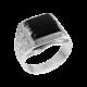 Серебряное кольцо  171