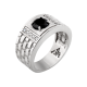 Серебряное кольцо  413р