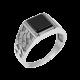 Серебряное кольцо  521