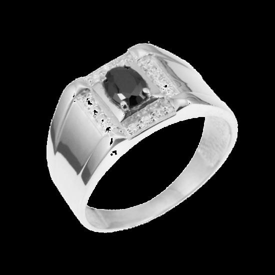 Серебряное кольцо  559/1р